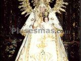 Nuestra señora de rodelga, patrona de mozoncillo (segovia)
