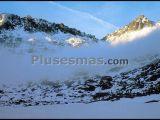 Cuchillar de las navajas y almanzor en la sierra de gredos (ávila)