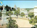 Plaza mayor de valenciana de la concepción (sevilla)