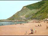 La playa de orio (guipúzcoa)