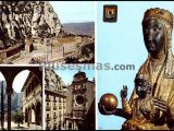 Montserrat i les seves belleses (barcelona)