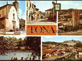 Diversos aspectos de Tona (Barcelona)