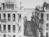 Foto antigua plaza de ceuta