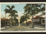 Foto antigua de PANAMA CIUDAD