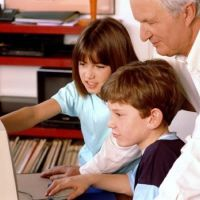 ¿Escuchas a tus nietos y les aconsejas sobre sus problemas?