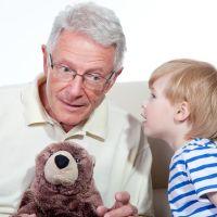 ¿Tus nietos cambian de tema cuando estás en plena charla con ellos?