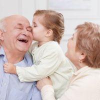 ¿Tu nieto/a te llama 'abu' o tú le llamas de una forma diferente a los demás?