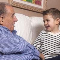 ¿Sabes decir 'no' a tus nietos siempre y cuando la situación lo requiere?