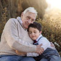 ¿Tratas a tus nietos con amabilidad, cariño y respeto en todo momento?