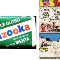 1. Chicles Bazooka