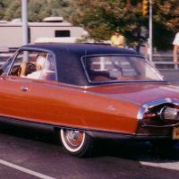CHRYSLER TURBINE (1963-1964)