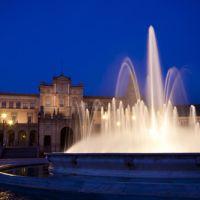 25 plazas de España