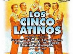 Los Cinco Latinos vol. 2 (1960-1962)