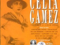 Celia Gámez vol. 3 (1930-1934)