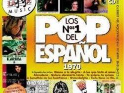 Los números 1 del pop español 1970