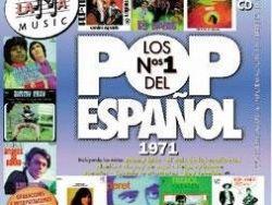 Los números 1 del pop español 1971