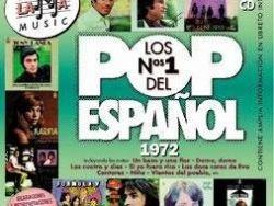 Los números 1 del pop español 1972