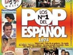 Los números 1 del pop español 1974
