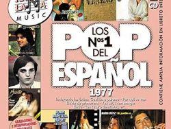 Los números 1 del pop español 1977