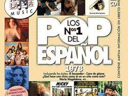 Los números 1 del pop español 1978