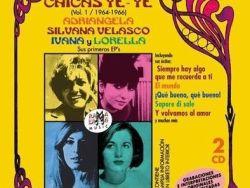 Chicas Ye-Yé vol. 1 (1964-1966)