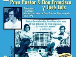 Paco Pastor & Don Francisco y José Luis