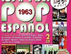 Los números 1 del pop español 1963