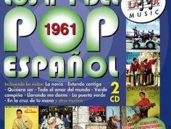 Los números 1 del pop español 1961