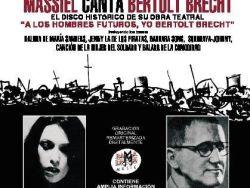 Massiel vol. 3 - Canta Brecht