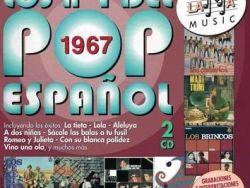 Los números 1 del pop español 1967