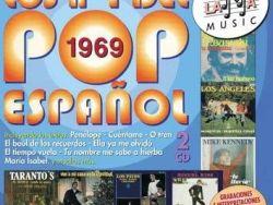 Los números 1 del pop español 1969