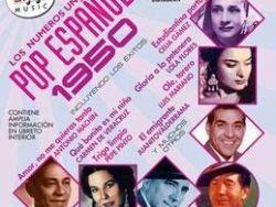Los numeros 1 del pop español 1950
