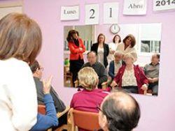 La ciudad Madrid pionera en la atención de Alzheimer
