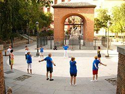 La ciudad de Madrid pro envejecimiento activo