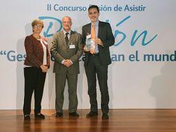 Amma gana el premio 'Pasión de Asistir' de SCA-Tena por su compromiso medioambiental