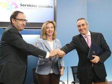 Convenio Gas Natural Fenosa y Junta de Castilla y León