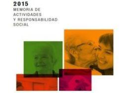 Amma publica su Memoria 2015 de Actividades y Responsabilidad Social