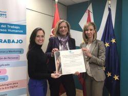 Reconocimiento para Amavir en los premios a proyectos emocionalmente responsables del Colegio Oficial de Psicólogos de Madrid