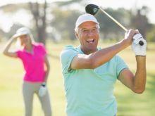 Los beneficios del golf para las personas mayores