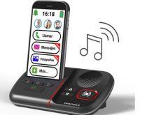 Se amplia el mercado de los smartphones para séniors