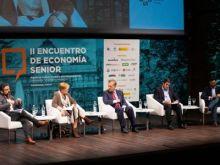 """Debate """"Demografía y política"""" en el II Encuentro de Economía Senior"""