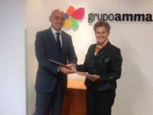 FUNDADEPS y Amma trabajarán de forma conjunta para mejorar la calidad de vida de las personas mayores