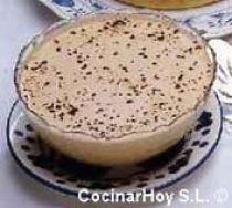 Crema ligera de café