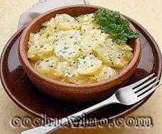 Patatas otoñales