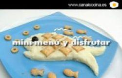 Vídeo receta: pez de bacalao