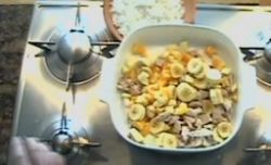Receta ensalada de arroz con pollo