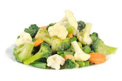 Revuelto con coliflor y brócoli