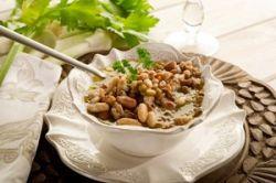 Sopa de legumbres variadas