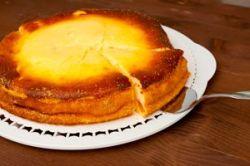 Tarta crujiente de queso
