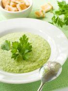 Crema de judías verdes